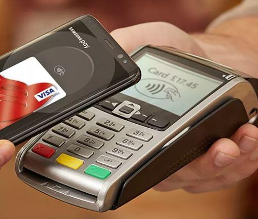 оплата за покупки телефоном